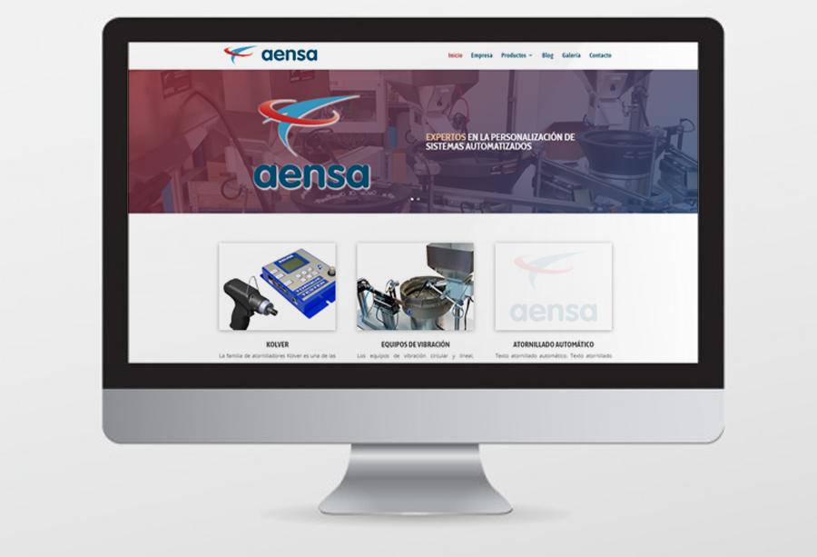 Bienvenidos a la nueva web de AENSA